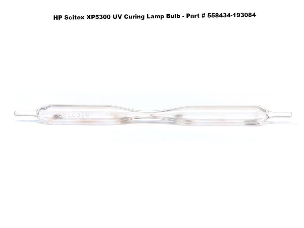 HP Scitex XP5300 UV Curing Lamp Bulb - Part # 558434