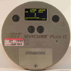 UVICure Plus II Single Band Radiometer - Standard and Profiler