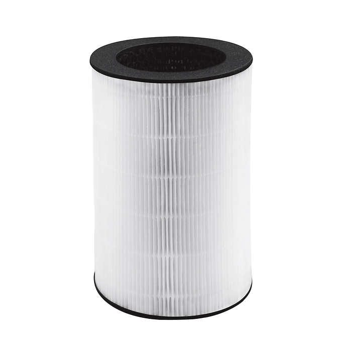 Total Clean Replacement 360 degree True HEPA Filter Replacement for 5 in 1 Air Purifier