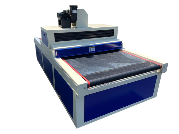 "SPDI UV Total-Cure 44"" Conveyor System with 40"" UVA Curing Irradiator"
