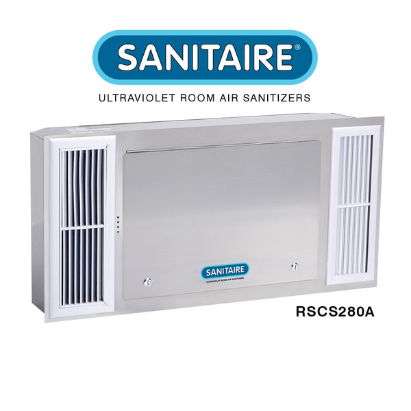 RSCS280A Room Air Sanitizer ceiling mount.
