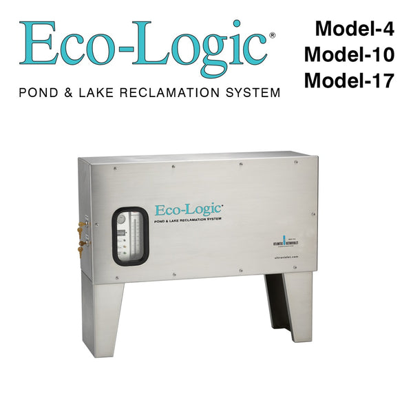 Eco-Logic Pond Reclamation system