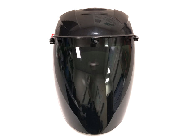UV Face Shield with Shade 5 Protection