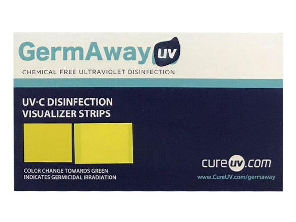 GermAwayUV - UV-C Visualizer Kit