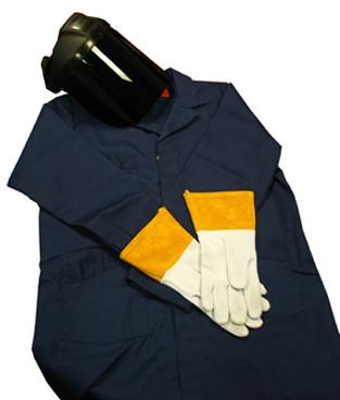 Others - Personal UV Safety Gear Kit - Face Shield, Gloves & Shop Coat