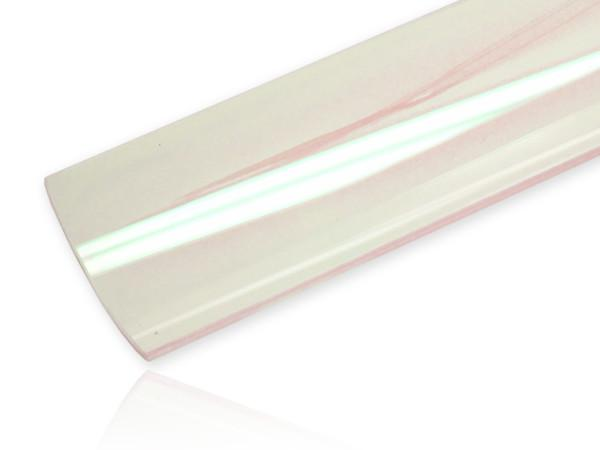 UV Curing - Curved Dichroic Quartz Cold Mirror For Sanki Press 53.5mm X 75mm X 2 Mm