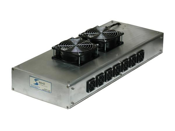 "UV Curing - Total-Cure Wide Array 2 Lamp UV System - 12"" X 6"" UV Surface Coverage"