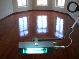 UV Equipment - Total-Cure PowerShot UV Wood Floor Curing Dryer
