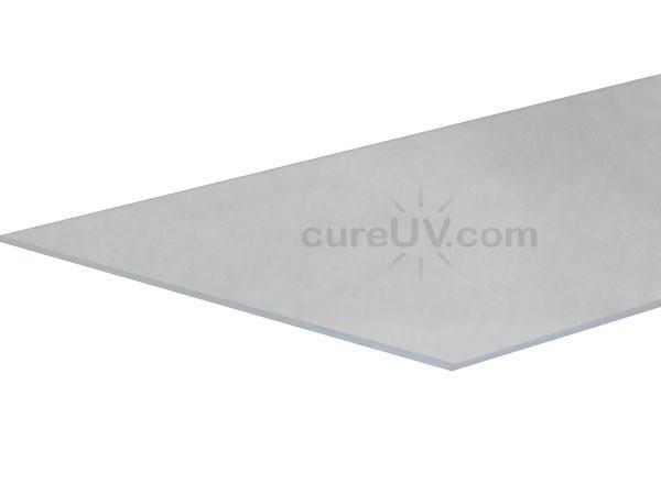 UV Quartz Plate - UV Clear Quartz Plate For HP Scitex FB500 Lamp