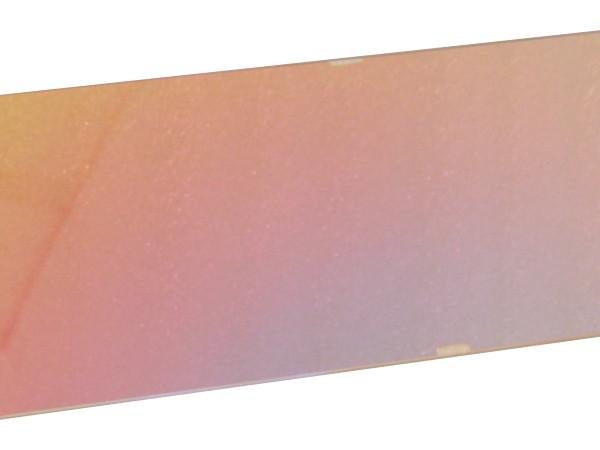 UV Quartz Plate - VUTEk QS3250r Replacement UV Quartz Hot Mirror - IR Blocker