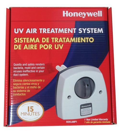 UVC Germicidal - Honeywell RUVLAMP1 UV Air Treatment System