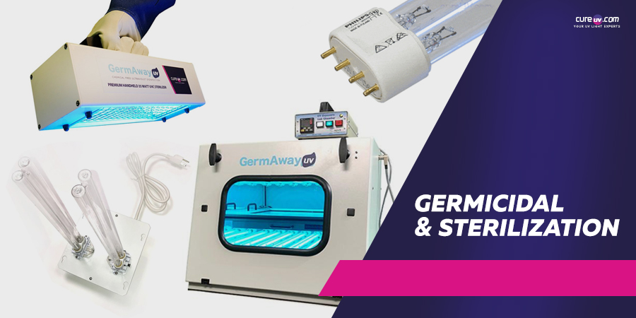 UV Germicidal Sterilization