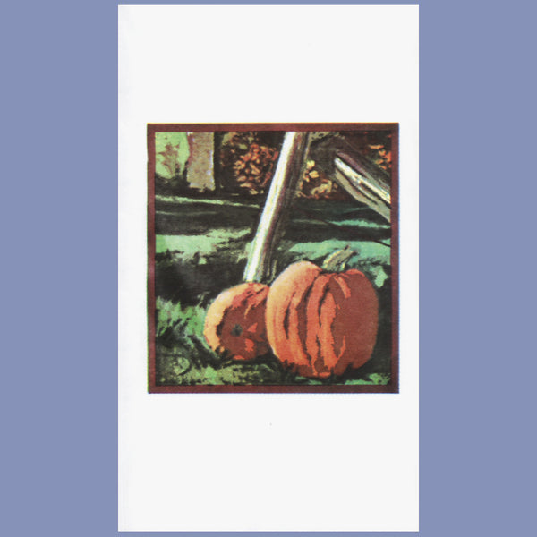 FALL COUNTRYSIDE 2-Ply White Dinner Napkin JD3027AU