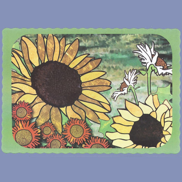 SUMMER MOSAIC 10x14 Placemat 100 Count JP5024MS