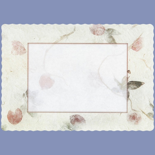 EVERYDAY WHISPERING 10x14 Placemat 100 Count JP5048WH