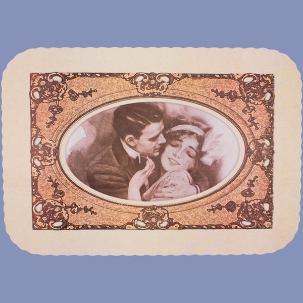 EVERYDAY REMINISCING Tray Cover 12X16 CLEARANCE JT9177RE