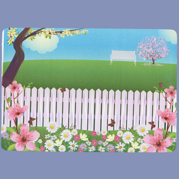 SPRING BLOSSOMS Tray Cover 12X16  JT9380SB