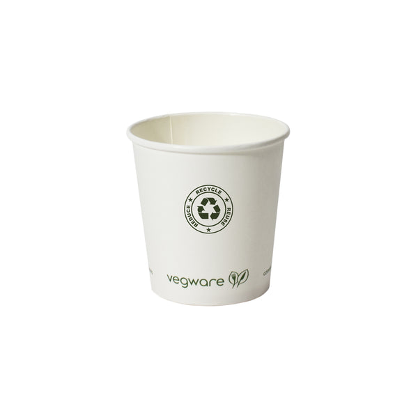 4 oz. Compostable Paper Hot Cup PRCPC4