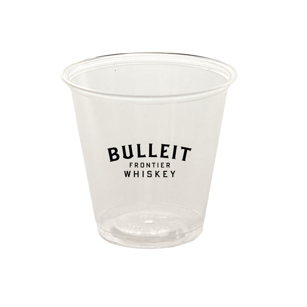 Plastic Cup 3.5 oz. Clear Soft-Sided Plastic Cup PRCS35