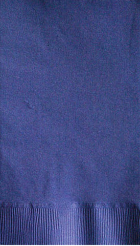 2-Ply Colored Dinner Napkin Deep Tone Colors PRD2DT Navy