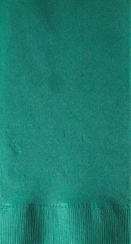 2-Ply Colored Dinner Napkin Deep Tone Colors PRD2DT Hunter Green