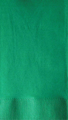2-Ply Colored Dinner Napkin Deep Tone Colors PRD2DT Jade Green