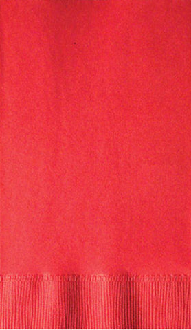 2-Ply Colored Dinner Napkin Deep Tone Colors PRD2DT Red