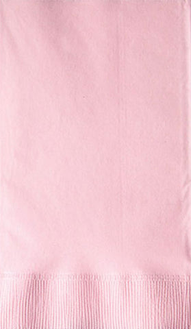 2-Ply Colored Dinner Napkin - Light Tone Colors PRD2LT Pink