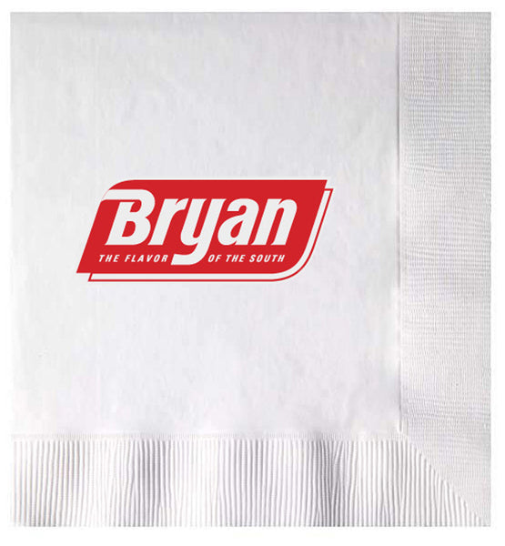 2-Ply White Luncheon Napkin PRL2