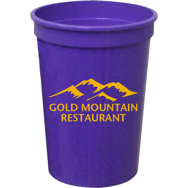 Stadium Cup 12 oz. Smooth Colored PRST12CLR