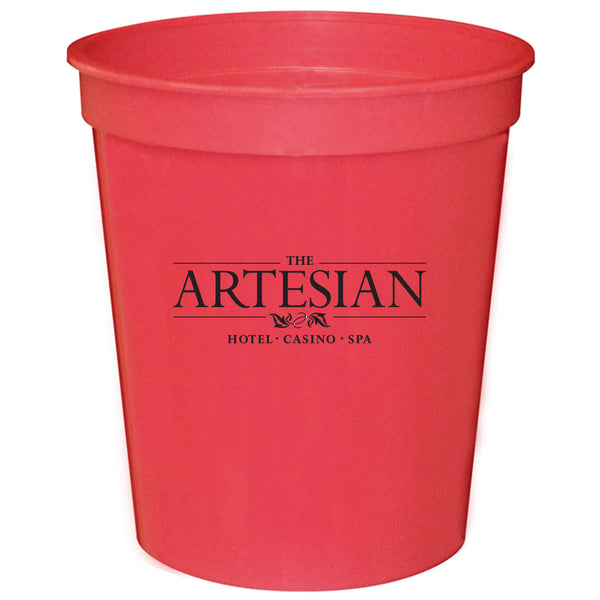 Stadium Cup 16 oz. Smooth Colored PRST16CLR