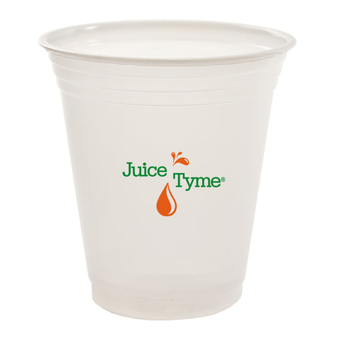 Plastic Cup 12 oz. Soft-Sided Translucent Plastic Cup PRTS12