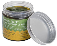 Berber's Treat Black Eucalyptus Gel