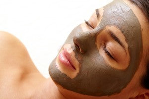 Rhassoul healing clay mask
