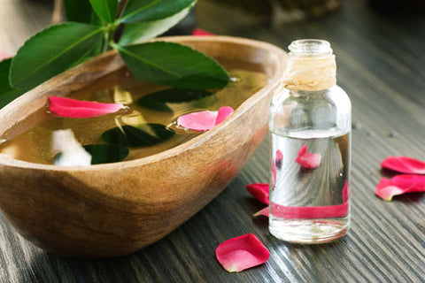 Organic Rose Water Berber's Treat