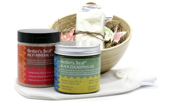 LET'S BE NATURALLY BEAUTIFUL WITH BERBER'S TREAT!