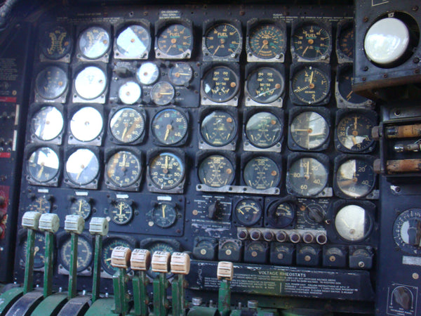 Warbird Instrument Panels