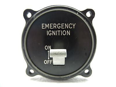 Emergency Ignition Switch Type C-7 B-29 Superfortress
