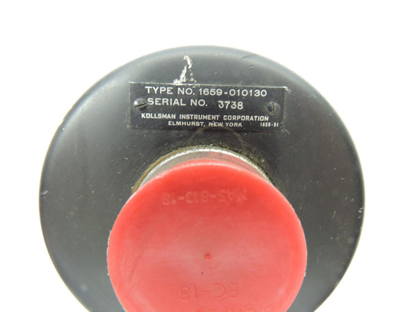 Course Selector, Kollsman ID-322 of AN/ARN-30 Radio Receiver UH-1, C-47, C-54