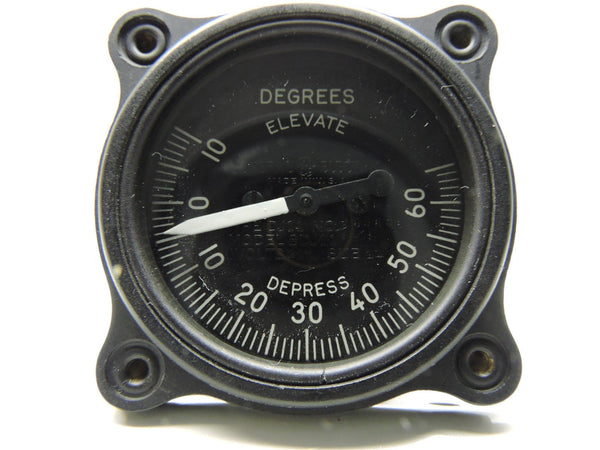 Elevator / Nose / Flap Position Indicator, GE Type DJ11