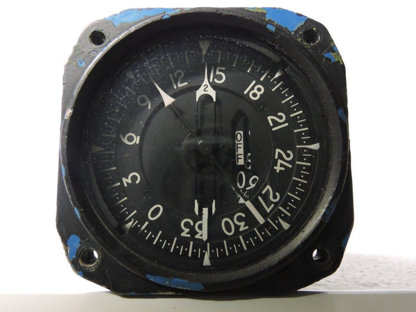 Bearing Distance Heading Indicator ID-663 B/U US Navy UH-1, SH-46, A4, SH-3
