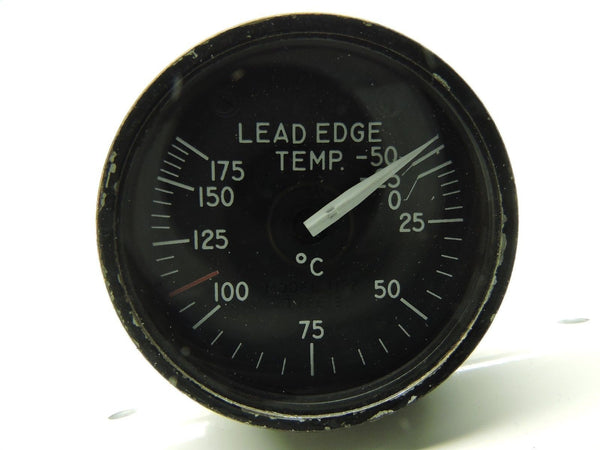 Wing Leading Edge Temperature Indicator, US Navy 1960 P-3 Orion