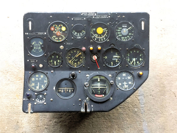 Antonov An-2 Instrument Panels Left and Right Side