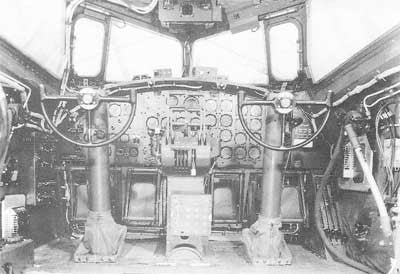 B-17G Cockpit Auxiliary Window