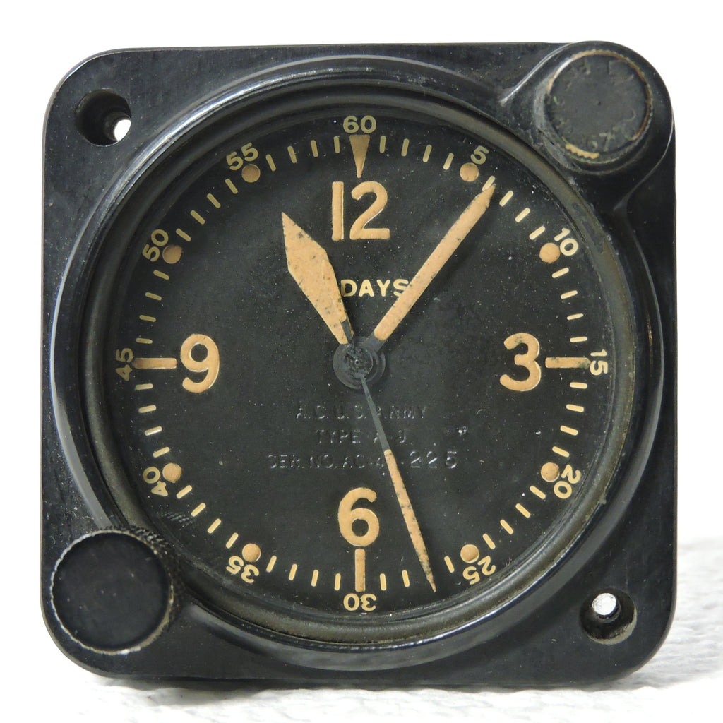 Image result for aviation clock
