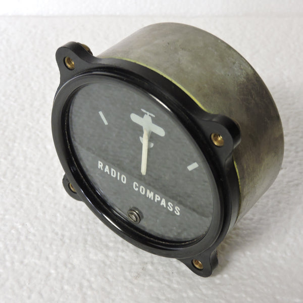 Radio Compass Indicator, for Link Trainer Type C-3, Air Corps US Army