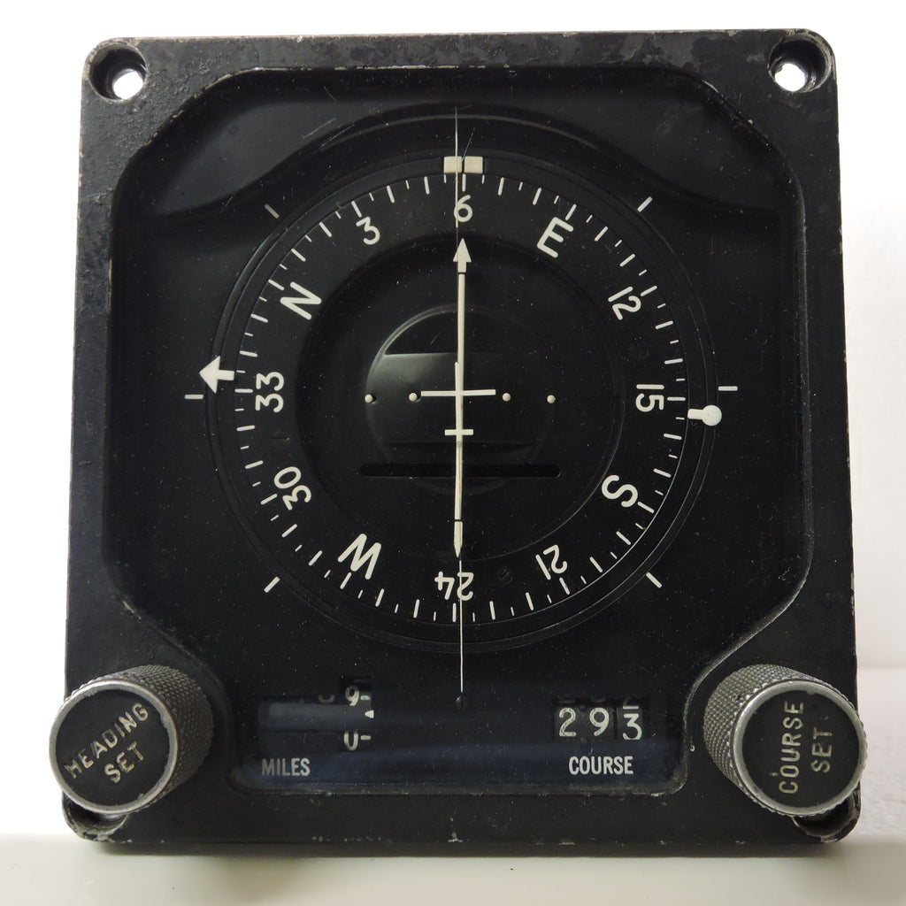 Horizontal Situation Indicator HSI Type AF/A24J-1,  F4 Phantom II