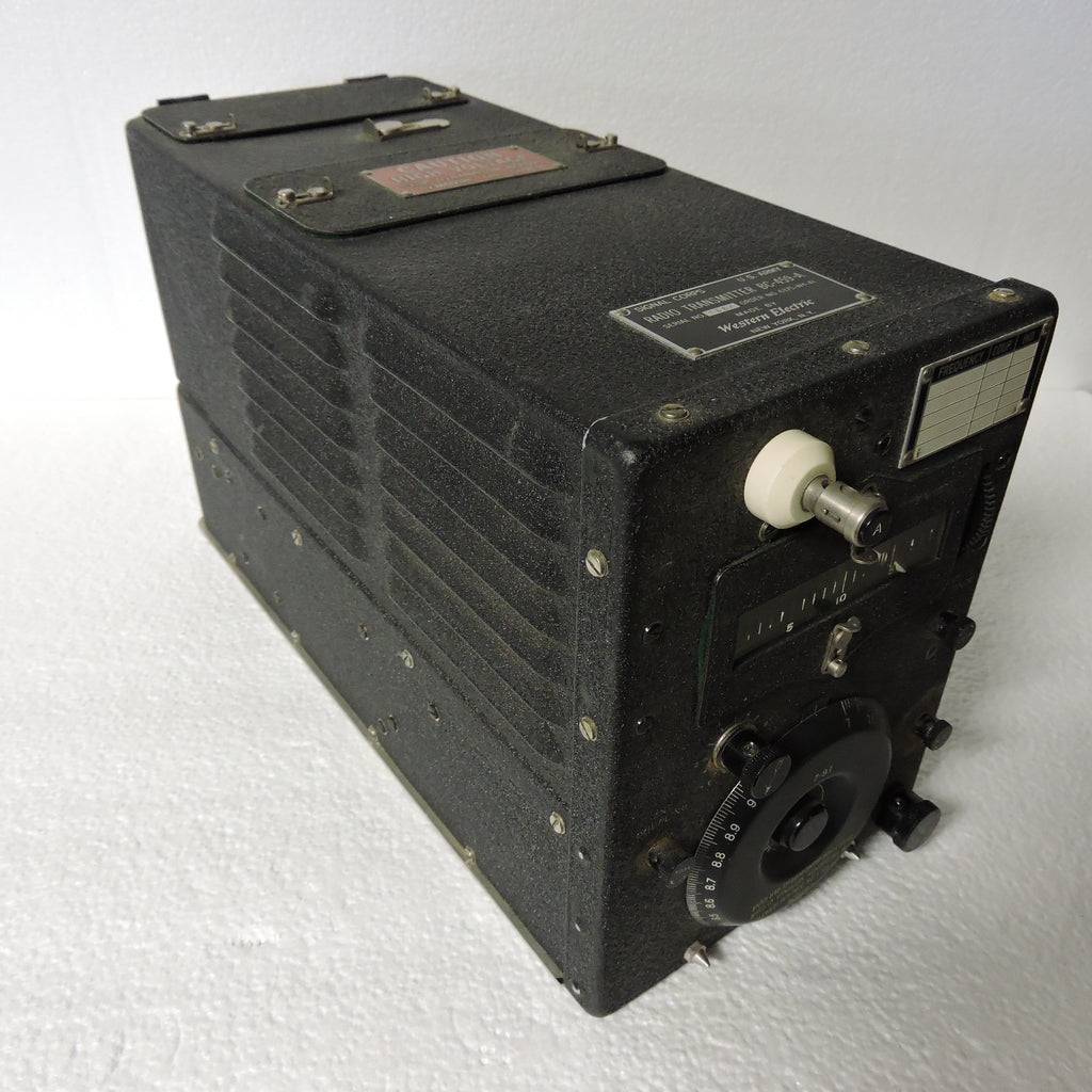 Radio Transmitter BC-459-A, of US Army Air Force & Navy SCR-274N, AN/ARC-5 Command Sets