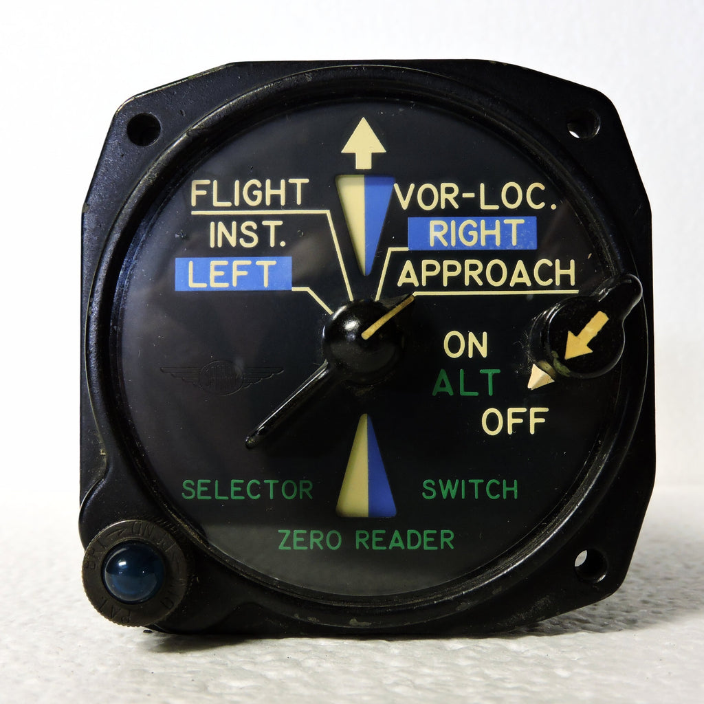 Selector Switch, Zero Reader, US Air Force