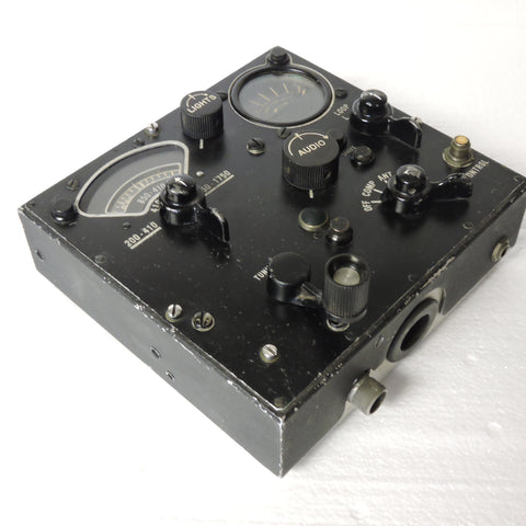 Control Unit, BC-434-A, of SCR-269 Automatic Radio Compass, B-17, B-24, B-29